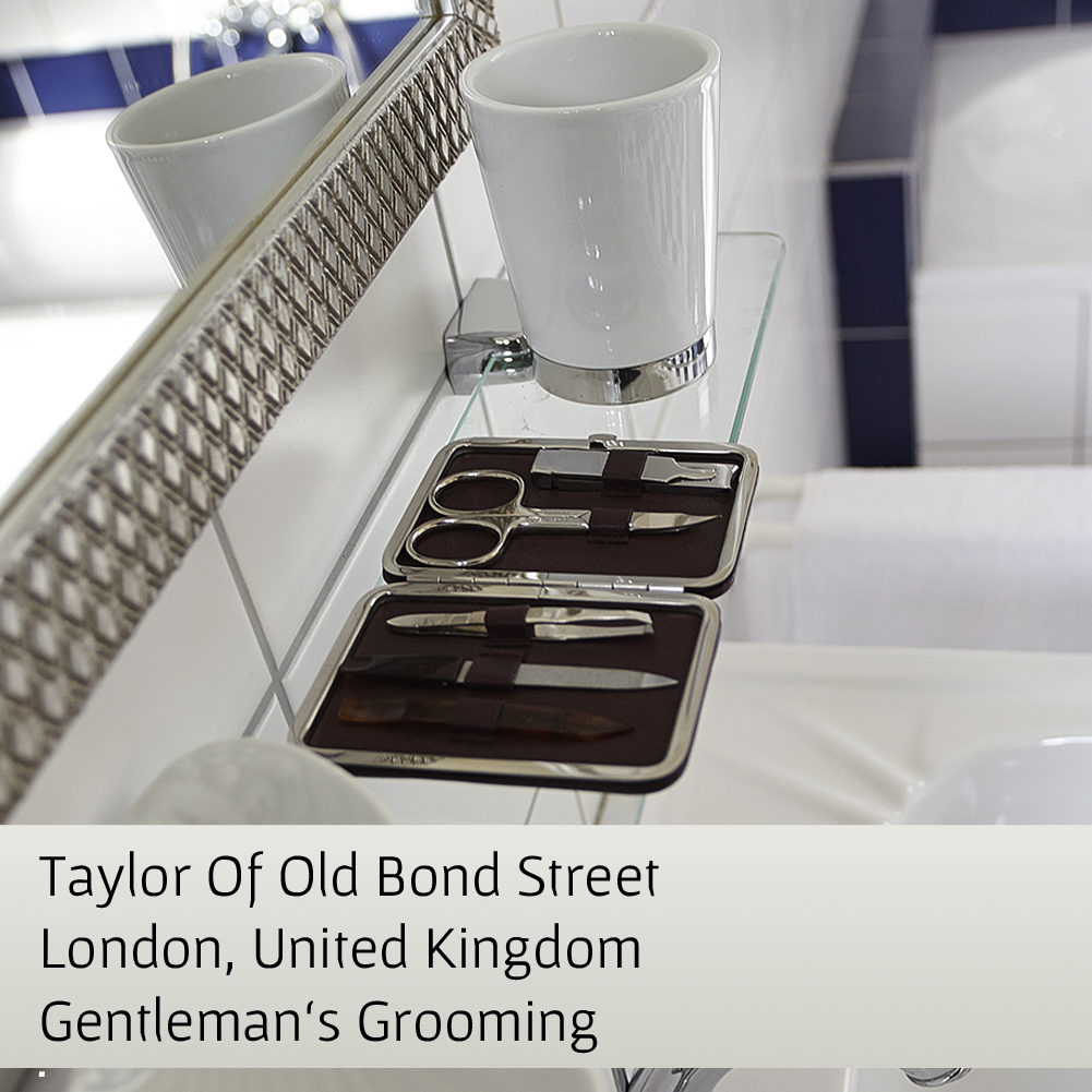 Taylor of Old Bond Street - Grooming