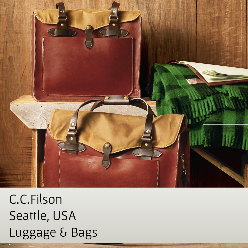 Filson - luggage