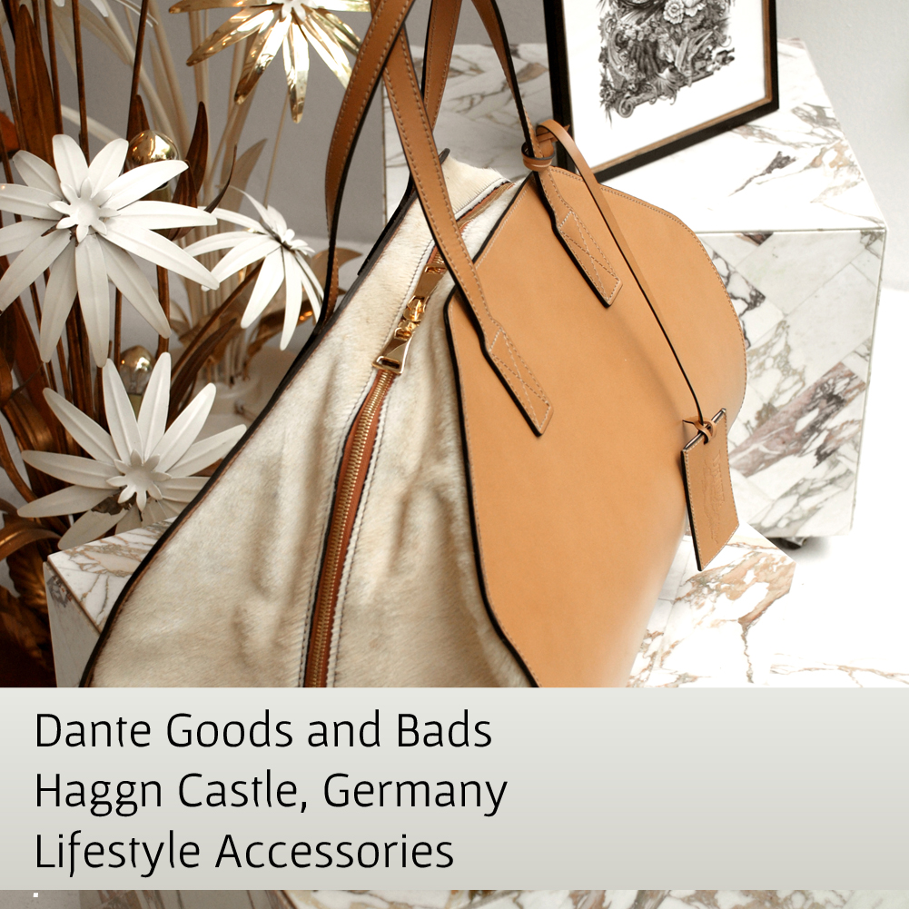 Dante Goods And Bads - Design chairs & bags
