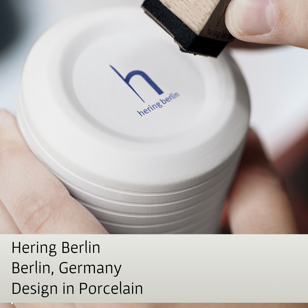 Hering Berlin - porcelain design