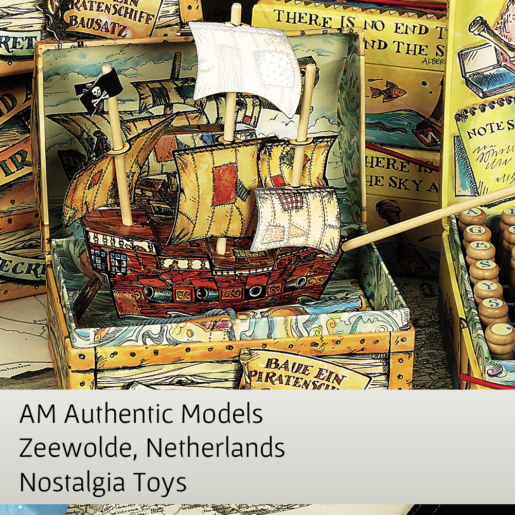 AM Authentic Models - Nostalgia Toys