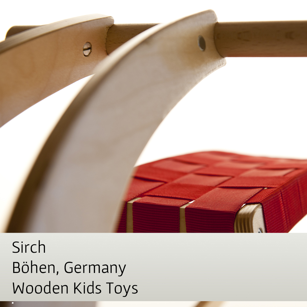 Sirch - wood furniture & toy design