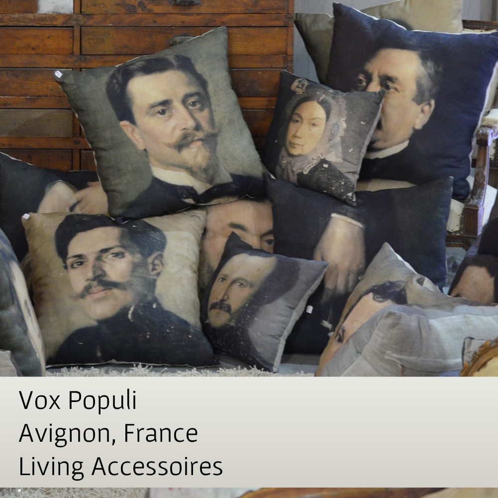 Vox Populi - interioir design