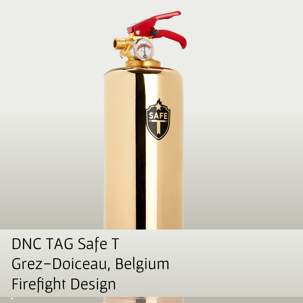 DNC TAG Safe T - firefight design