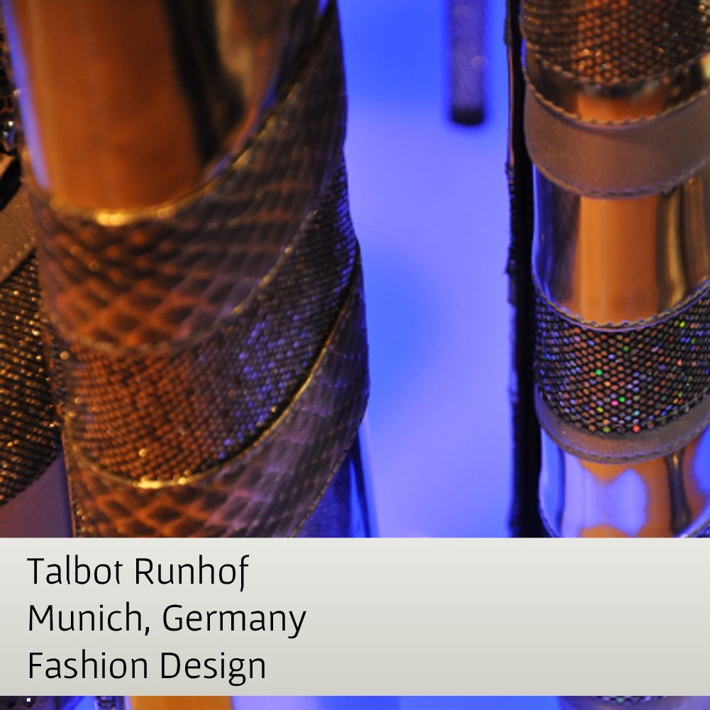 Talbot Runhof - fashion design