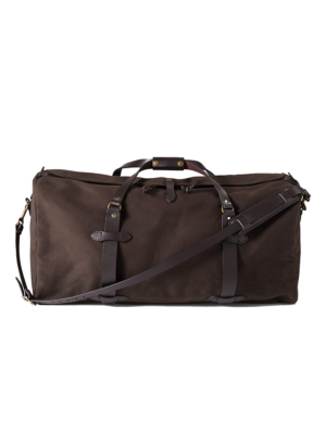 Filson Duffle Large Travelling Bag Brown