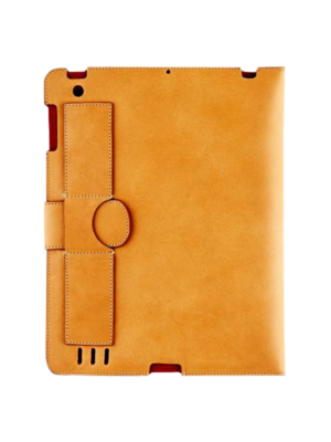 Travelteq i-Pad Case Leather Natural