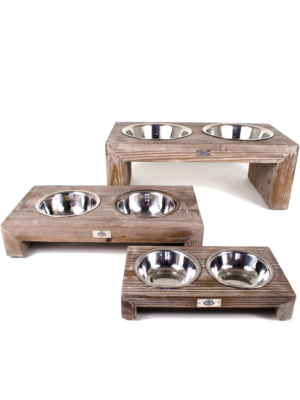 Lord Lou Milano Pet Feeder Station