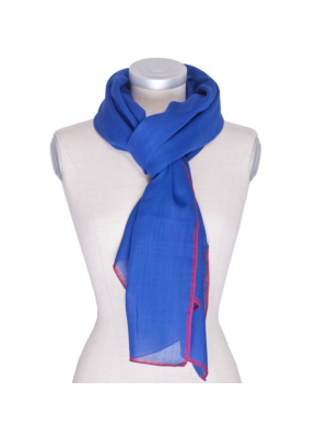 Scarf Cielo by Talbot Runhof  Colour Royal