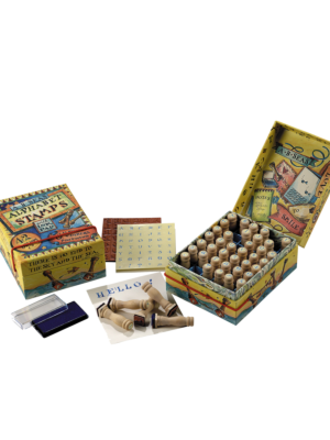 A-B-Seas Stamp Set by AM Authentic Models