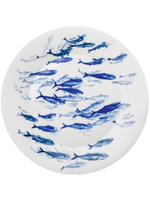 Swarm Of Herrings Plate by Hering Berlin