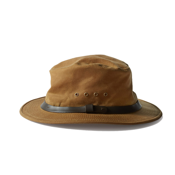 Insulated Tin Cloth Packer Hat by Filson