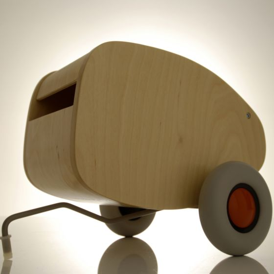 the sibs lorette trailer a wooden toy for all ages