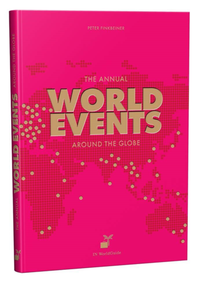 World Events Travel Guide by Peter Finkbeiner