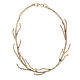 Giulia Barela Bronze Necklace Rovo