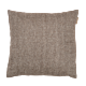 Alpaka Cushion Exclusive Fishbone Brown/White