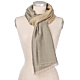 Lanificio Colombo Cashmere-Silk Scarf Striped