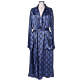 Daniel Hanson Silk Dressing Gown for Men