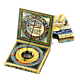 Maritime Pocket Sundial by AM Authentic Models