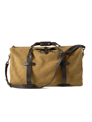 Filson Duffle Medium Travelling Bag Tan