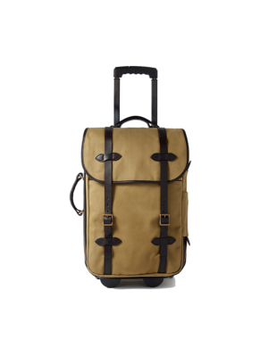 Filson Rolling Carry-On Bag Medium Tan