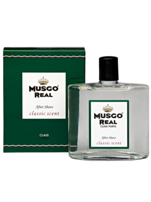 Claus Porto Musgo Real After Shave Cologne Classic Scent