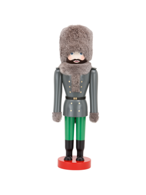 Nutcracker Henry by xmasdeluxe