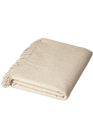 Oyuna Cashmere Throw Uno