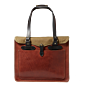Filson Leather Tote