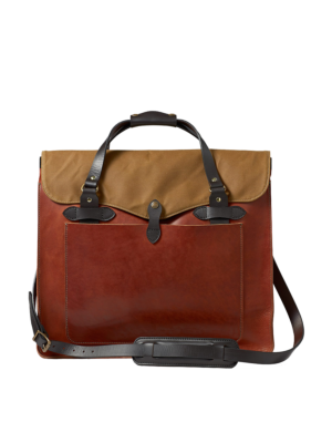 Filson Leather Tote Large