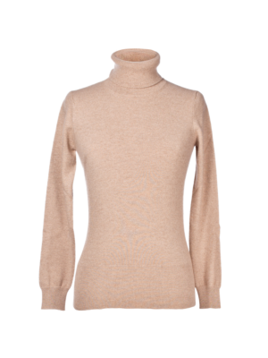 Lanificio Colombo Cashmere High Neck Pullover