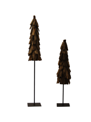 Wohnmanufactur Grünberger Wooden Christmas Tree
