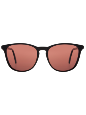 L.G.R Nairobi black matt with polarized glasses