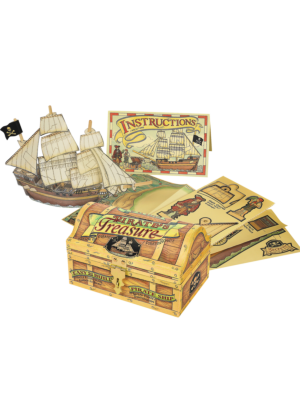 Pirate's Treasure by AM Authentic Models