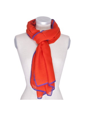 Scarf Cielo by Talbot Runhof Colour Pumpkin