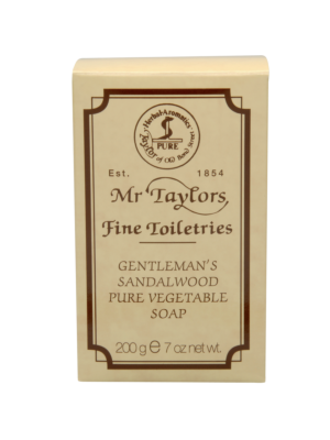 Taylor of Old Bond Street Gentlemen's Sandalwood Soap