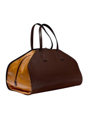 Dante Good and Bads 'Hold Me Close' Leather Weekender