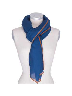 Scarf Cielo by Talbot Runhof Colour Ultramarin