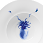 Cuttlefish Plate by Hering Berlin