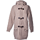 Bark Gents Duffle Coat Knitted Long Sand