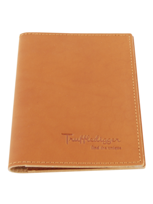 Truffledigger Passport Holder