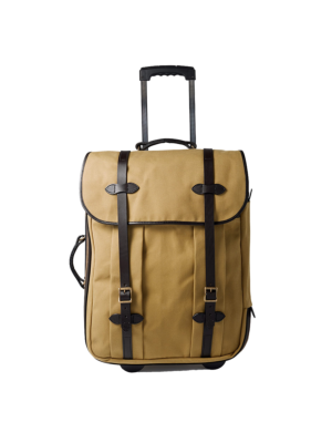 Filson Rolling Check-In Bag Medium Rollkoffer naturbraun