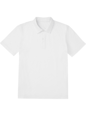 Crombie Polo Shirt White
