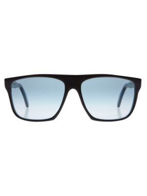 L.G.R Luanda black with photochromic blue glasses