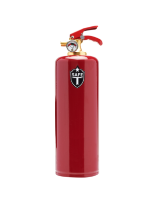 Safe-T Fire Extinguisher Uni Red